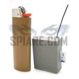 Microspia GSM con batteria interna